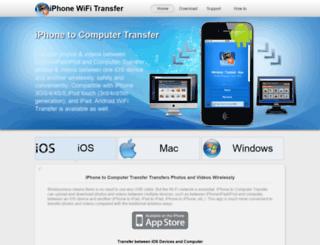 iphone-to-computer.com screenshot