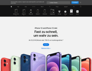 iphone.de screenshot