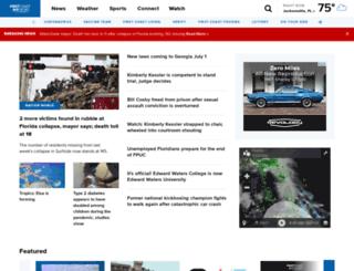 iphone.firstcoastnews.com screenshot