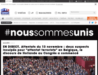 iphone.lci.fr screenshot