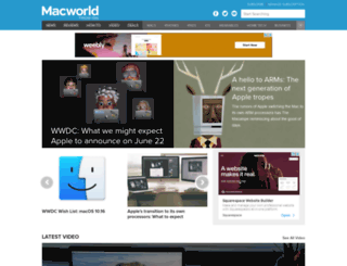 iphone.macworld.com screenshot