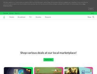 iphone.starhub.com screenshot