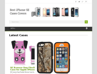 iphone5secase.com screenshot