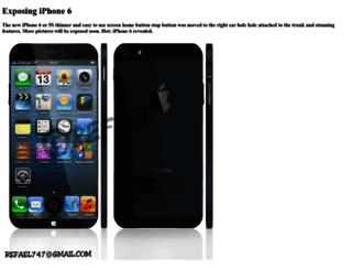 iphone6.totalh.net screenshot