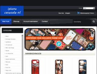iphonecasesale.nl screenshot