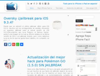 iphonefacil.tk screenshot
