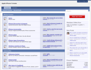 iphonefans.com screenshot
