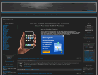 iphoneforumz.com screenshot