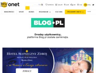 iphonegamedesigners.blog.pl screenshot
