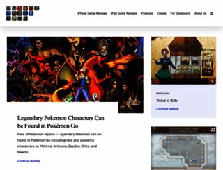 iphonegamerblog.com screenshot