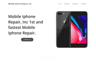 iphonepartswarehouse.com screenshot
