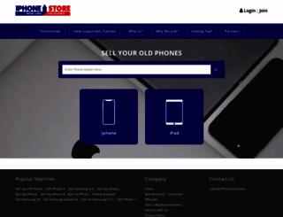 iphonestore.com screenshot