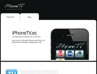 iphonetv.eu screenshot