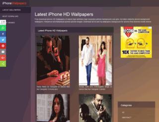 iphonewallpaperss.com screenshot