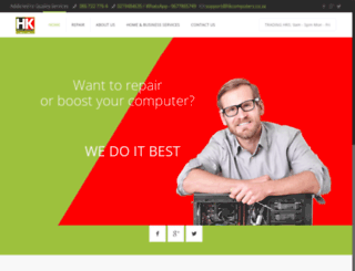 iphopadrepairs.co.za screenshot