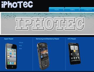 iphotec.com screenshot