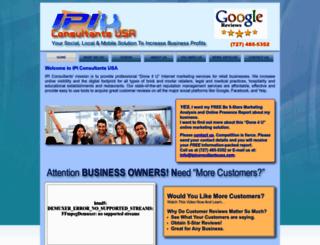 ipiconsultantsusa.com screenshot