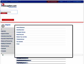 ipindiasuppliers.com screenshot