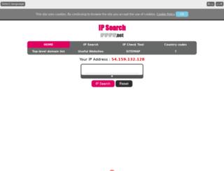 ipipipip.net screenshot