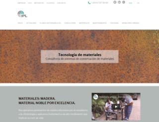 ipl.es screenshot