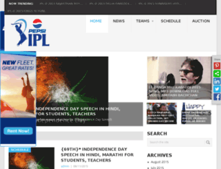 ipl2015livestreaming.co.in screenshot