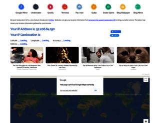 iploc.org screenshot