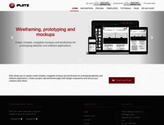 iplotz.com screenshot