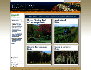 ipm.ucanr.edu screenshot
