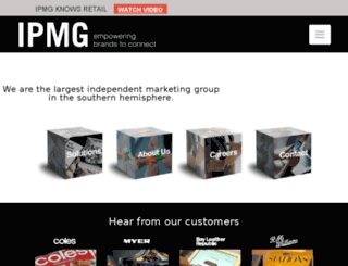 ipmg.com.au screenshot