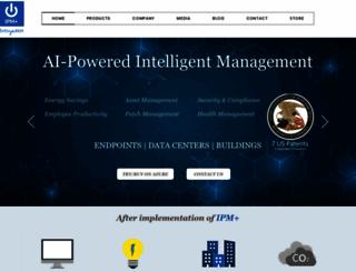 ipmplus.vigyanlabs.com screenshot