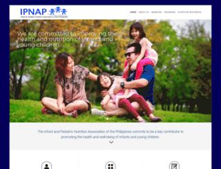 ipnap.org.ph screenshot
