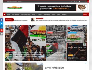 ipob.org screenshot