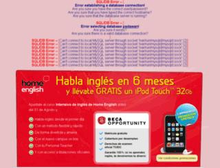 ipod.home.es screenshot
