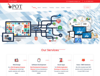 ipottechnologies.com screenshot