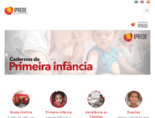 iprede.org.br screenshot