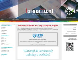 ipress4you.nl screenshot
