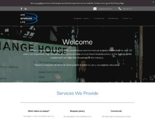 iprinteriors.co.uk screenshot