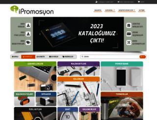 ipromosyon.com screenshot
