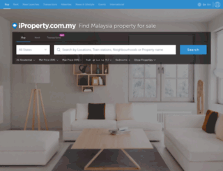 iproperty.com.my screenshot