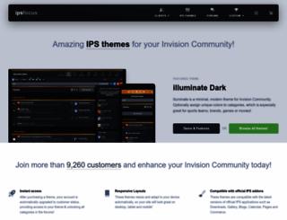 ipsfocus.com screenshot