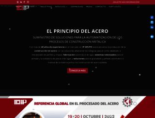 ipsl.es screenshot