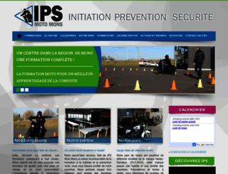 ipsmotomons.com screenshot