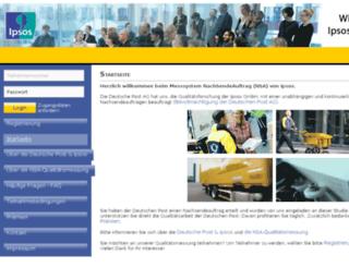 ipsos-wmm.de screenshot