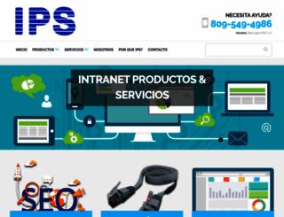 ipsrd.com screenshot