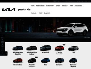 ipswichkia.com.au screenshot