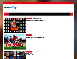 iptv-net.blogspot.be screenshot