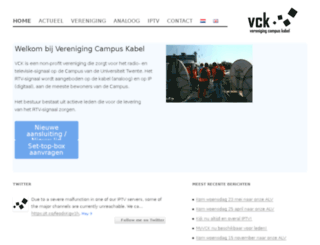 iptv.utwente.nl screenshot