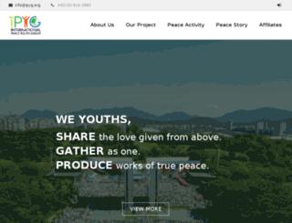 ipyg.org screenshot