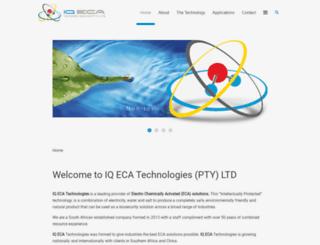 iq-eca.com screenshot