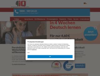 iq-wissen.de screenshot